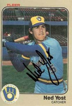 Ned_yost_autograph_2
